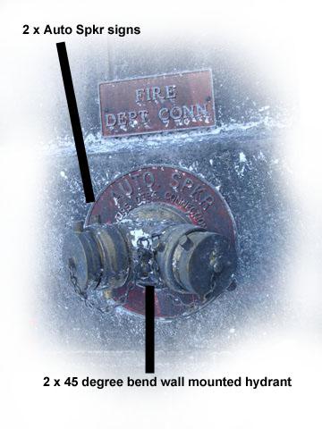 Wall Hydrant - 1