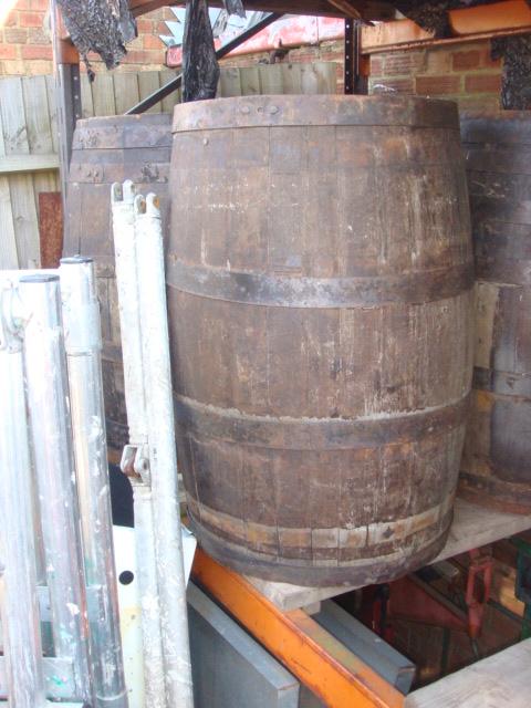 Wooden Barrels - wooden barrel