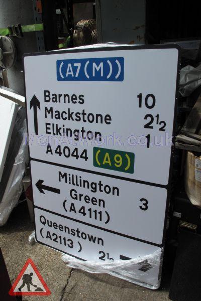 Motorway Signs - 06-7-09 138