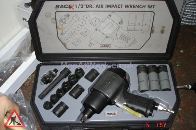 25 mm socket wrench set - 25mm Socket Wrench Set (2)