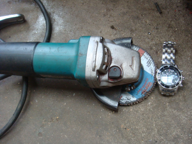 Hand Tools Electric - 4ins Grinder