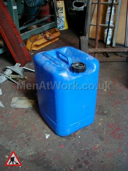 5 gallon drum - 5 gallon drum