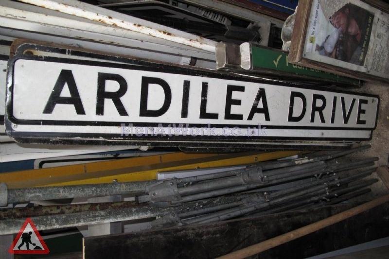 Street Names A-F - Ardilea drive