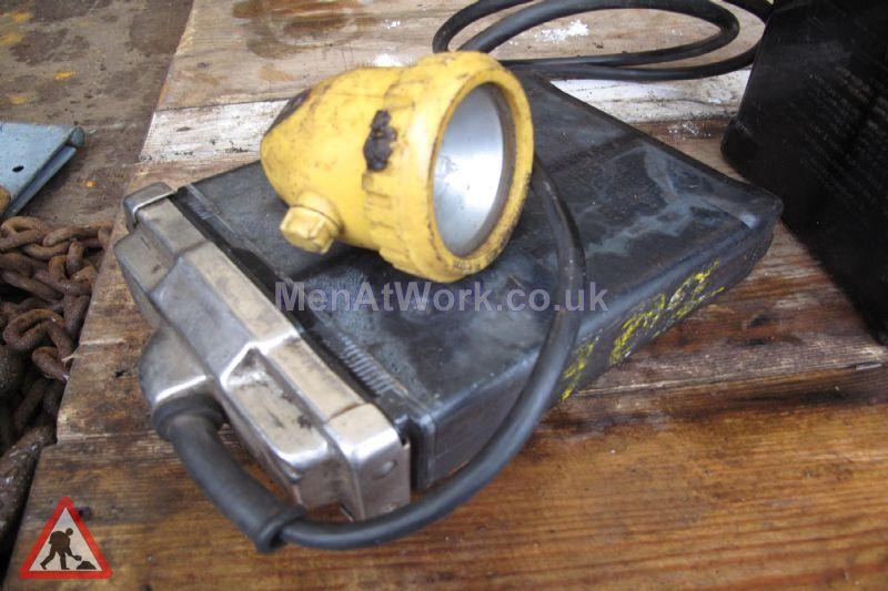 Battery powered torch - Battery powered torch