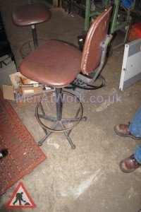 Bench Swivel Seat - Bench Swivel Seat