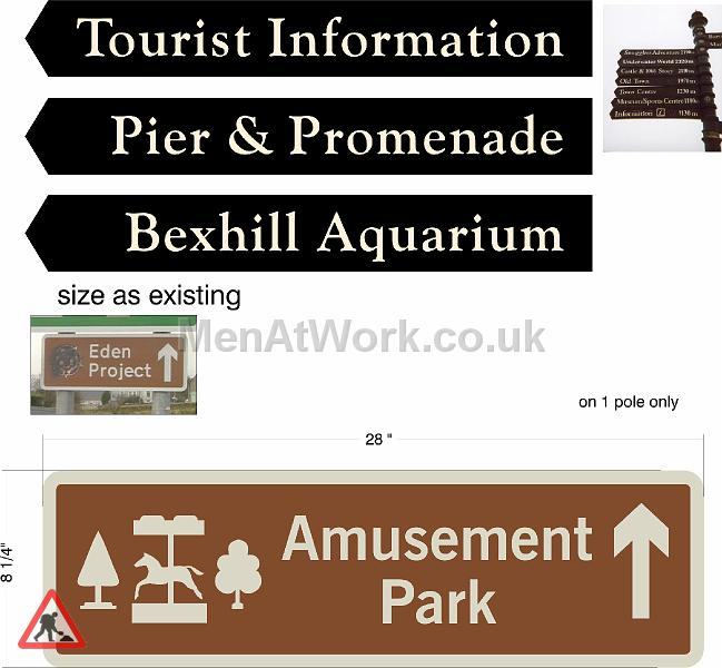 Street Names – Reference Images - Bexhill Street Signs