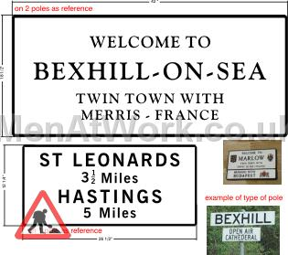 Street Names – Reference Images - Bexhill Street Signs02