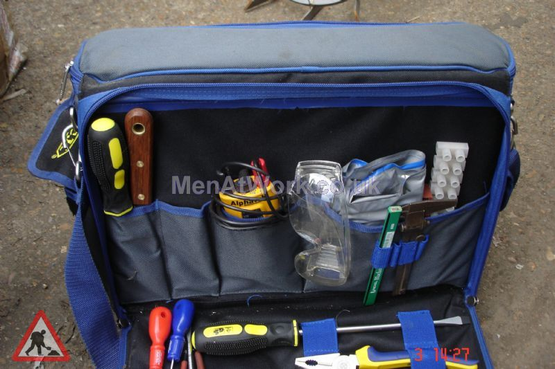Tools – Belts & Bags - Blue Lined Tool Bag (10)