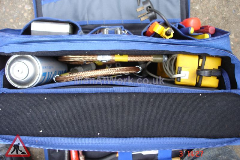 Tools – Belts & Bags - Blue Lined Tool Bag (12)