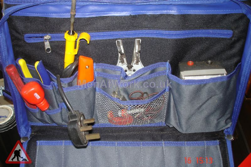 Tools – Belts & Bags - Blue Lined Tool Bag (3)