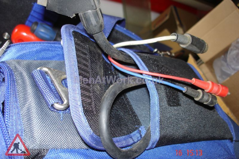 Tools – Belts & Bags - Blue Lined Tool Bag (5)