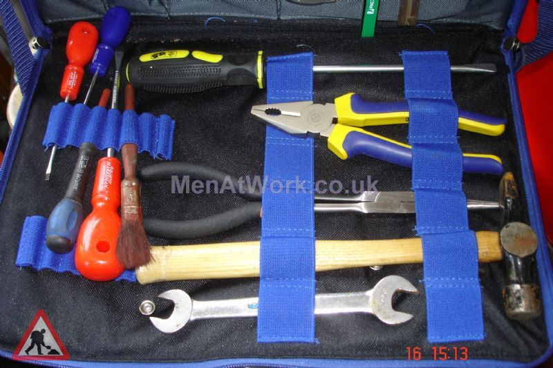Tools – Belts & Bags - Blue Lined Tool Bag (6)