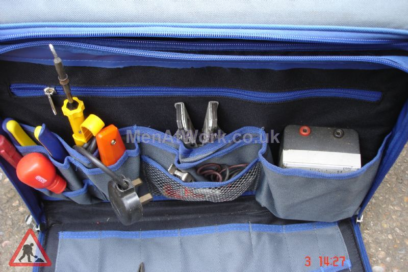 Tools – Belts & Bags - Blue Lined Tool Bag (8)