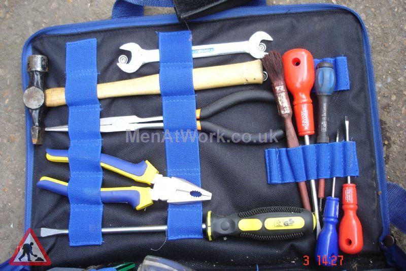 Tools – Belts & Bags - Blue Lined Tool Bag (9)
