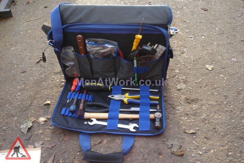 Tools – Belts & Bags - Blue Lined Tool Bag