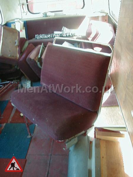 Bus Seating - Bus Seating