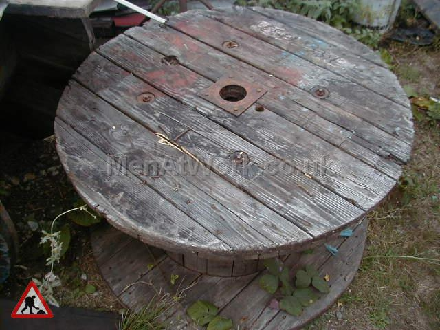 Cable reel/drum - Cable drum 2