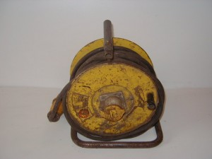 Old cable reel - Cable reel