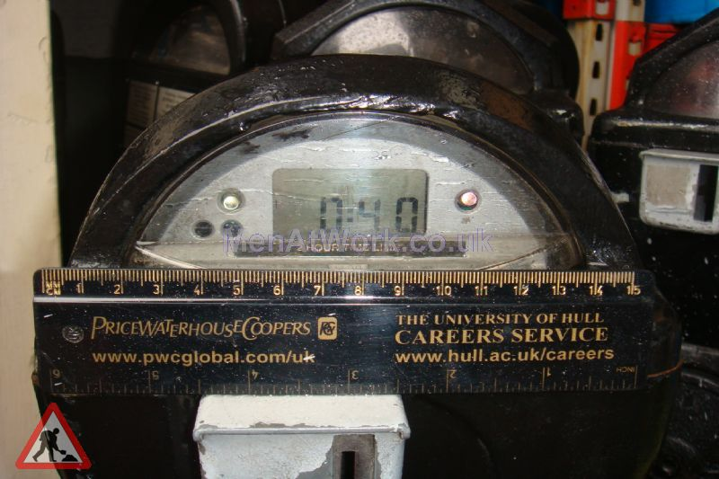 Car Parking Meters – Various - Car PArking Meters Closeups (3)