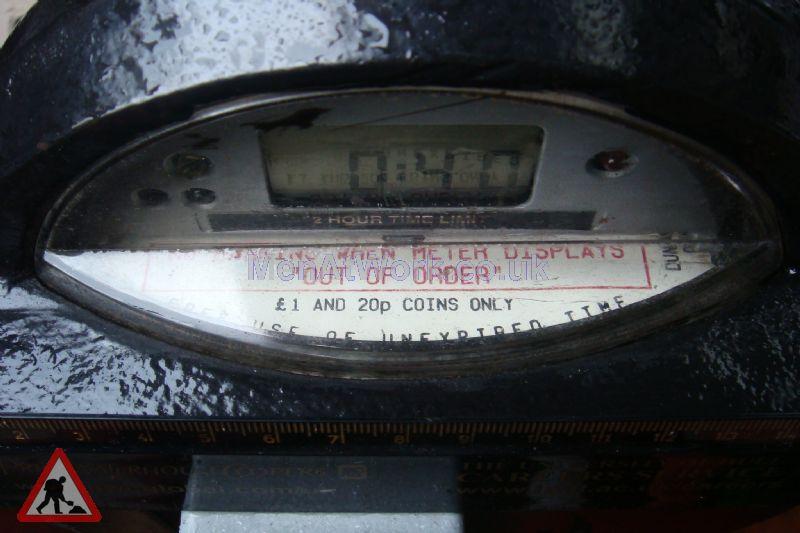 Car Parking Meters – Various - Car PArking Meters Closeups (4)