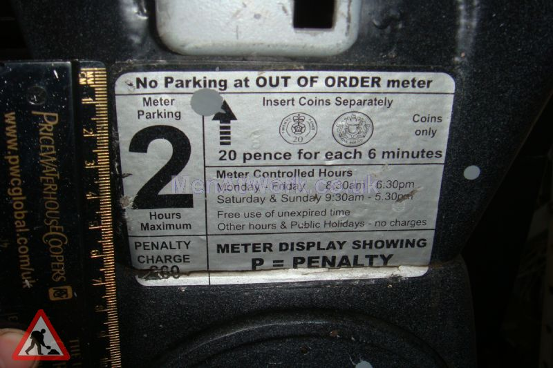 Car Parking Meters – Various - Car PArking Meters Closeups (6)