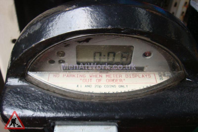 Car Parking Meters – Various - Car PArking Meters Closeups