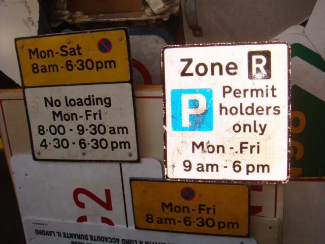 Car Park Signage - Car Park Signage (7)
