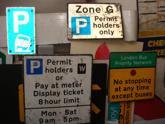 Car Park Signage - Car Park Signage (8)