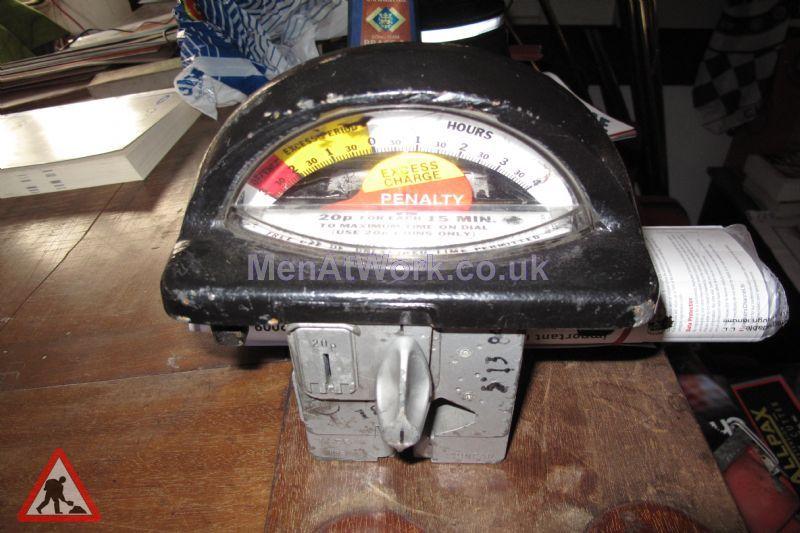 Car Parking Meters – Various - Car Parking Meters close up (3)