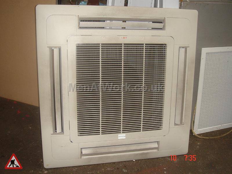 Ceiling Mounted Air Conditioning Unit - Ceiling Mounted Air Condition units 38ins x 38ins 4off