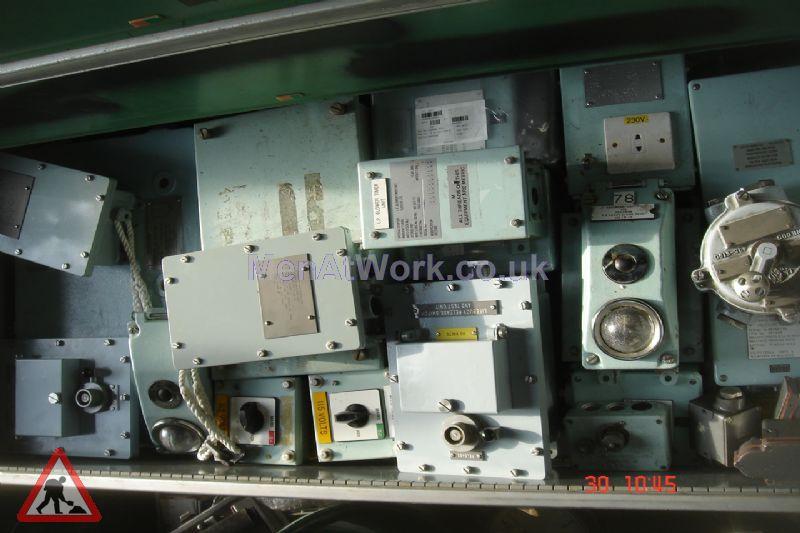 Ship Control Panels - Control Pannels