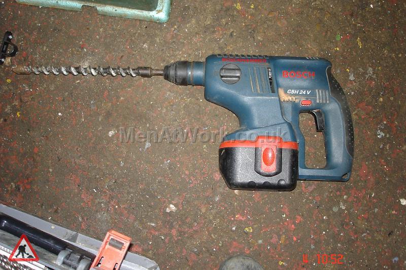 Cordless drills - Cordless Industrial Drill