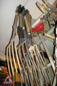 Shovels & Forks - Forks