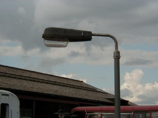 Full Street Light Unit - Full unit 1