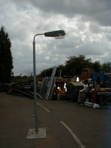 Full Street Light Unit - Full unit 2