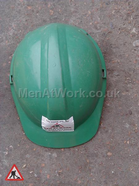 Green Helmet - Green Helmet