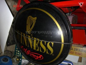 Guinness Sign - Guiness Sign