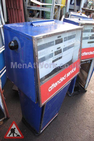 Petrol Pumps – Havery Ardoll - Havery Ardoll
