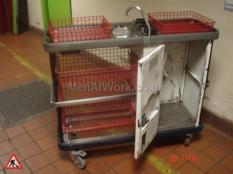 Hostess Trolley - Hostess Trolley A