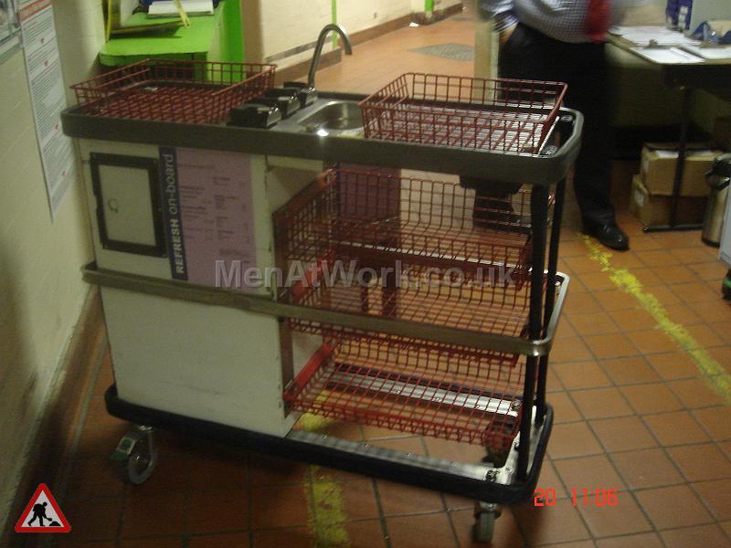 Hostess Trolley - Hostess Trolley Aa