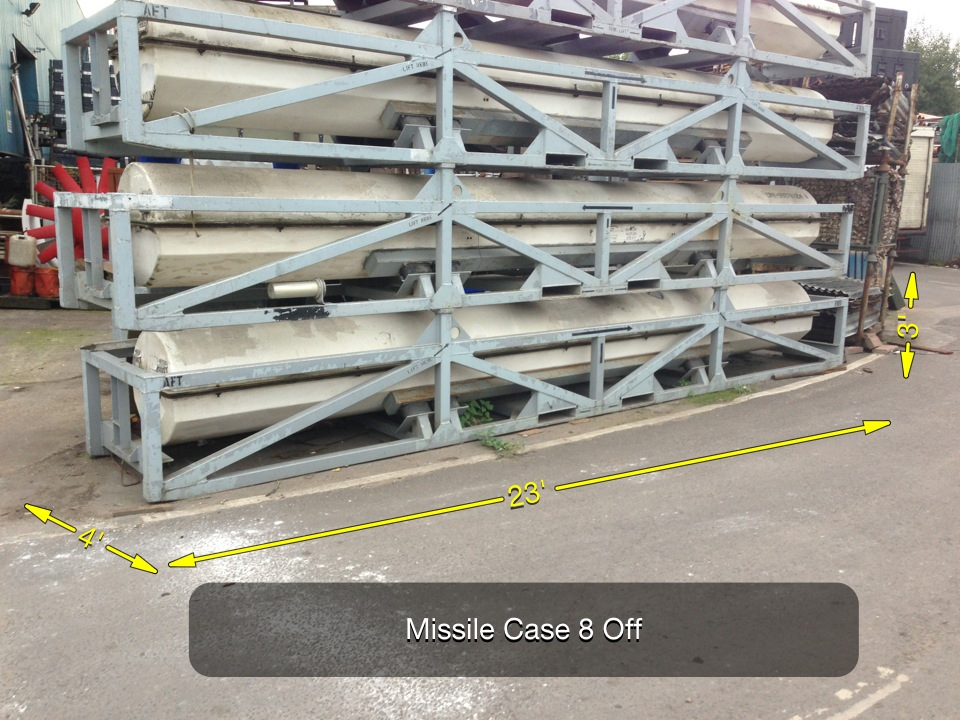 Missile Transit Carriers - Missile Transit Case
