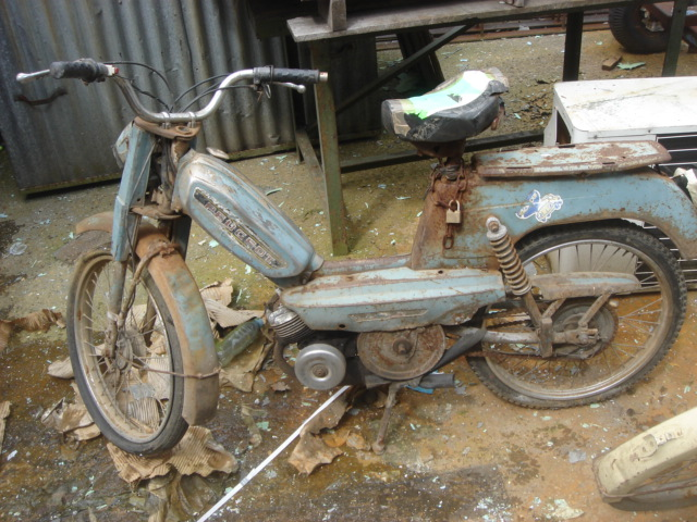 Indian Motorbikes Mopeds 2 Available - Indian Street Motorbikes