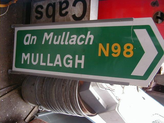 Irish Road Signs - Irish Road Signs (2)