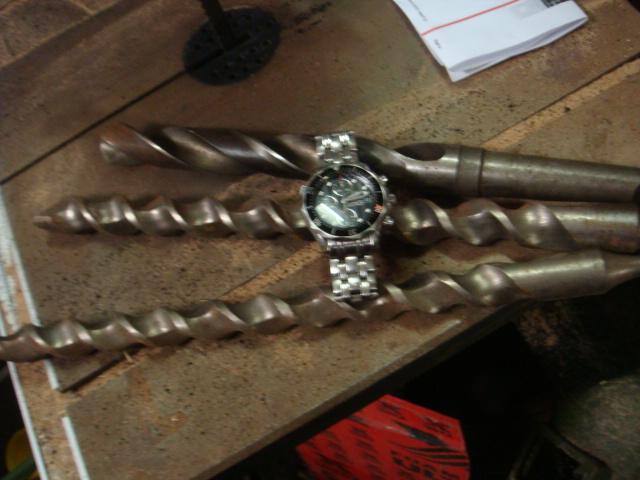 Hand Tools Electric - Kango Dril Bits