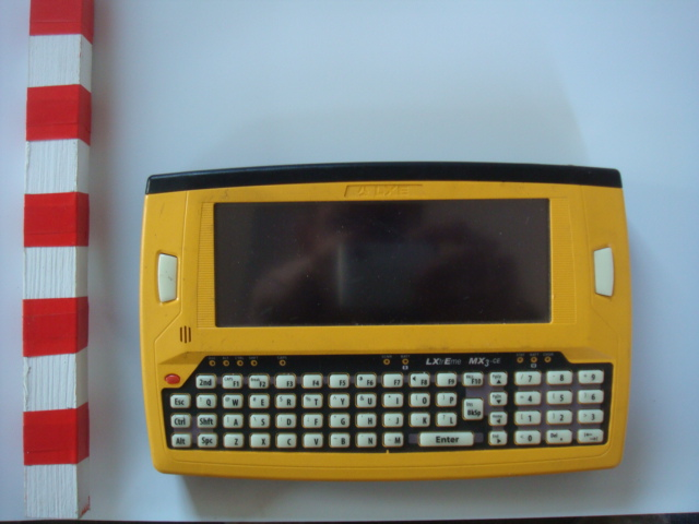 Keypads and scanners - Keypads and scanners (7)