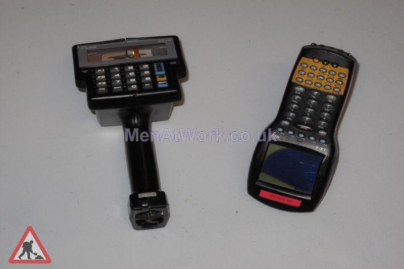 Keypads and scanners - Keypads and scanners