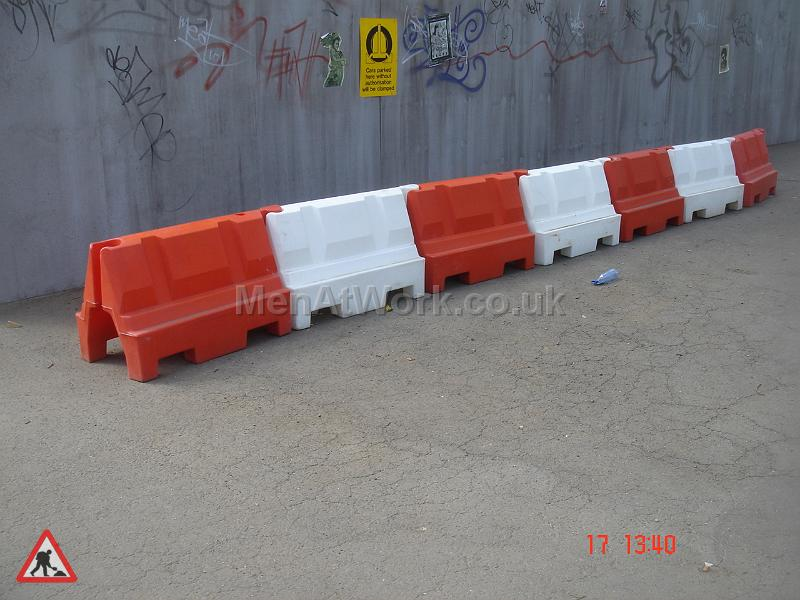 Road barrier/barricade - Lane Seperator Barrier