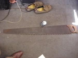 Large Handsaw - Large Handsaw