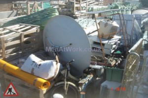Large Satelite Dish - Large Sat Dish