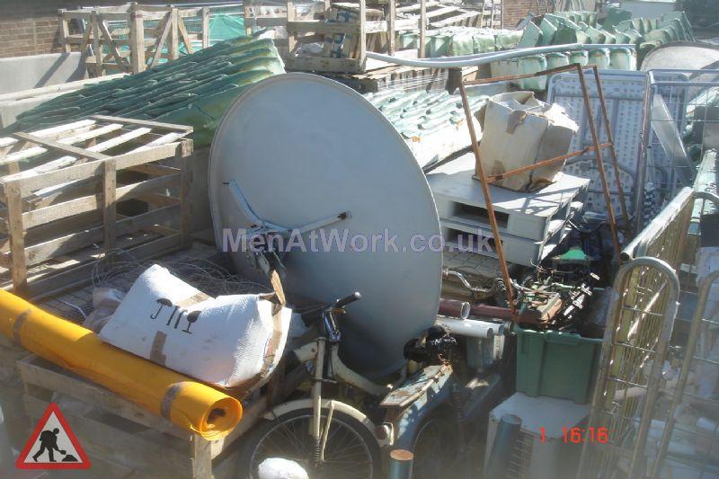 Large Satelite Dish - Large Sat Dish